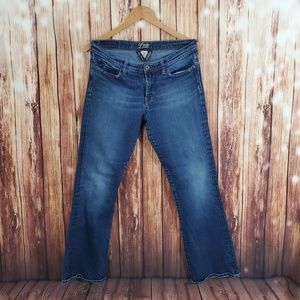 Lucky Brand Jeans 10/30 Sweet Low Bootcut